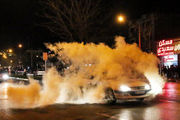 مصدومیت ۲۲۷ نفر بر اثر انفجار مواد محترقه