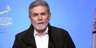 النخاله: برای حمایت از اسرا از جنگ تازه با اسرائیل هم ابایی نداریم