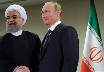 روحانی انتخاب مجدد پوتین را تبریک گفت