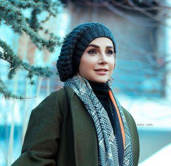 استایل متفاوت شبنم قلی خانی در کنار همسرش+ عکس