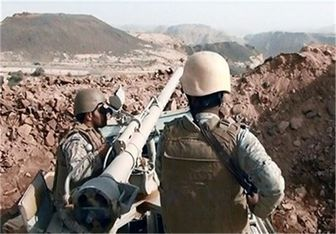 حمله موشکی به مزدوران سعودی در الجوف