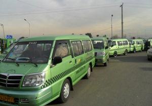 واکنش تاکسیرانی به سرویس دهی تاکسیهای ون در خارج از خطوط تعیین شده