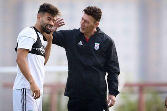 رامین رضاییان: ما هم دوست داریم با برزیل بازی کنیم