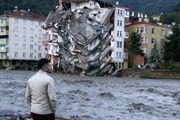 افزایش تعداد قربانیان سیل در ترکیه