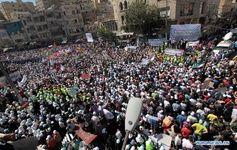 برگزاری تظاهرات بزرگ مردمی در اردن