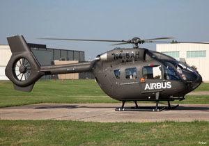 ارتش فدرال آلمان استفاده از برخی بالگردهای ایرباس را ممنوع کرد