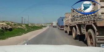 آمریکا شرق سوریه را غرق سلاح کرده است
