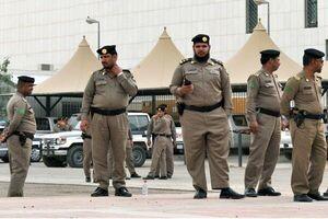 دستگیری تعدادی از افسران عربستان