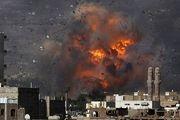 حمله گسترده ائتلاف متجاوز سعودی به صنعا