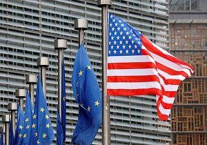اقدام تلافی جویانه اروپا علیه آمریکا