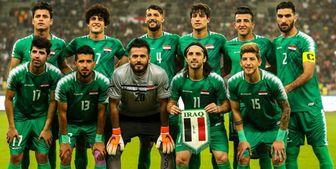 پیروزی حریف ایران مقابل قطر