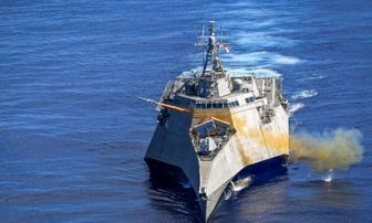 آزمایش موشکی آمریکا پاسخی به رژه نظامی چین بود