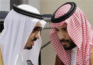 بن سلمان پادرشاه عربستان میشود