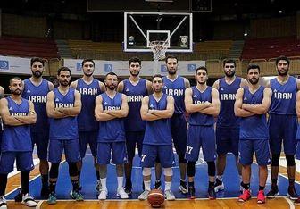 اسامی بازیکنانی که به اردوی تیم ملی بسکتبال دعوت شدند