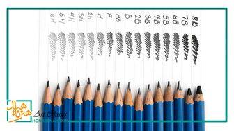 چگونه با مداد بتوانیم طراحی عالی انجام دهیم