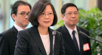 چین نسبت به رابطه آمریکا با تایوان اعتراض کرد