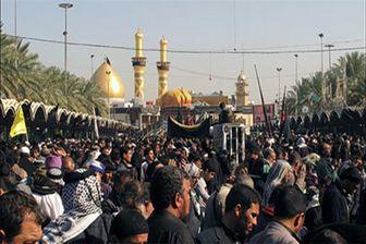 خدمات رسانی شهرداری برای حمل و نقل زائران در عراق