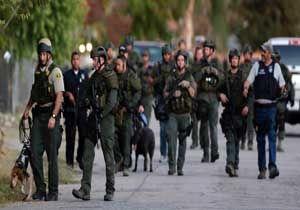 جشن داعش پس از تیراندازی مرگبار کالیفرنیا