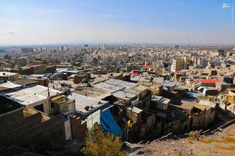 خرید و فروش مواد مخدر و اسلحه در مناطق حاشیه نشین شیراز