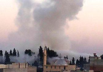 انفجار مهیب در سوریه