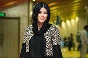 رونمایی خانم بازیگر از همسرش با شیوه ای عجیب! /عکس