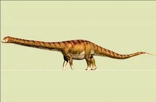 کشف بزرگترین دایناسور تاریخ