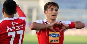 احمدزاده از هفته آینده به تمرینات بر میگردد