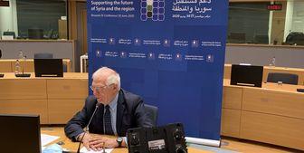 شروط اتحادیه اروپا برای شرکت در بازسازی سوریه