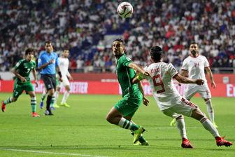 عراق با تمام قوا در مصاف با تیم ملی ایران!