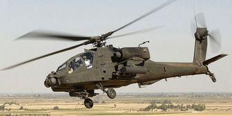 کشته شدن ۳ نظامی آمریکایی بر اثر سقوط بالگرد