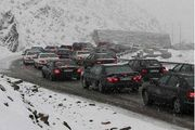 نجات زوار پاکستانی در برف