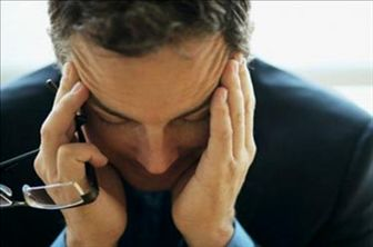 مردها در هنگام استرس چگونه اند؟!
