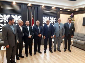 سیاست بغداد درخصوص رابطه با تهران