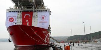 دومین کشتی حفاری ترکیه برای استخراج گاز به دریای سیاه اعزام شد