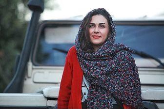 سلفی شیوا ابراهیمی به وقت جمعه/ عکس