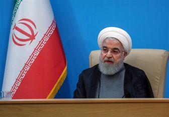 توئیت رئیسجمهور در مورد تحریم ظریف