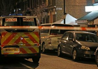 حمله با سلاح سرد در لندن