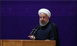 روحانی با انتقاد از وزرا فرافکنی می کند
