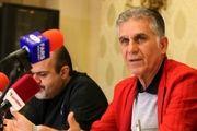 کنایه جالب کارلوس کیروش به خبرنگار سایت FIFA