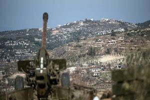 آغاز انهدام اهداف گروههای تروریستی در حومه ادلب سوریه