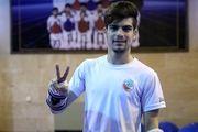 غیبت ملی پوش تکواندو در لیگ برتر