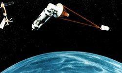 چین دو ماهواره به فضا پرتاب کرد
