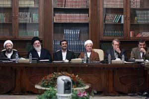 روایت باهنرازحضوراحمدی نژاددر جلسه مجمع