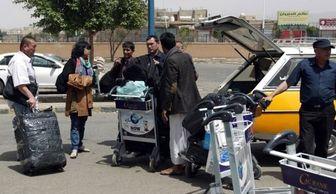 خارج کردن ۶۰۰ نفر از یمن توسط روسیه