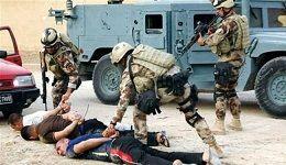 عملیات ارتش عراق علیه تروریست ها