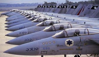 مشارکت جنگندههای صهیونیستی در حمله به یمن