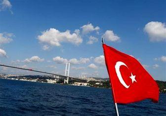 فیلمی از شدت زلزله ترکیه +فیلم