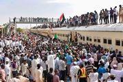 تظاهرات بزرگ طرفداران «البشیر» علیه دولت موقت سودان