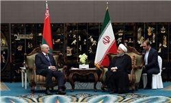 جزئیات رایزنی روحانی با رئیس جمهور بلاروس