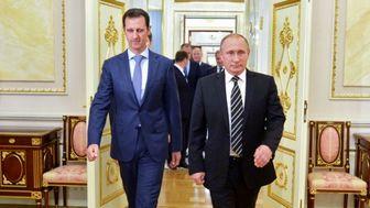 پوتین به سوریه رفت/ بازدید از پایگاه نظامی حمیمیم